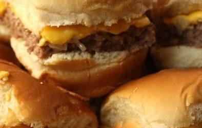 Venison Smash Burgers